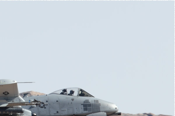 Photo#10698-2-Fairchild A-10C Thunderbolt II