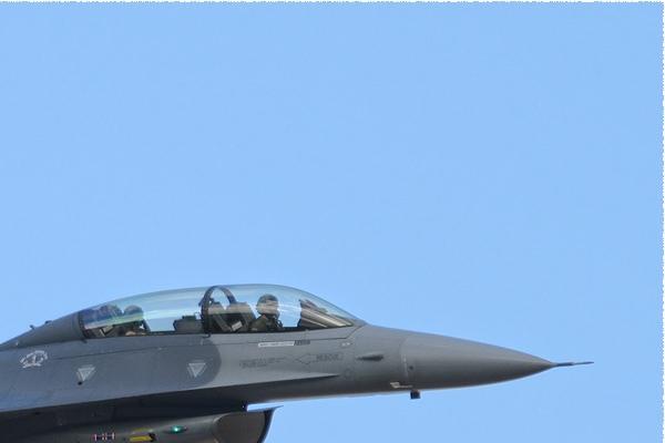 Photo#10721-2-General Dynamics F-16D Fighting Falcon