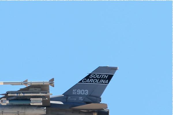 Photo#10756-2-General Dynamics F-16C Fighting Falcon
