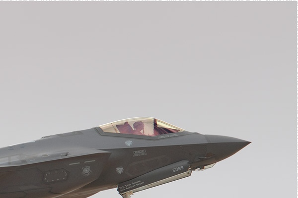 Photo#10803-2-Lockheed Martin F-35A Lightning II