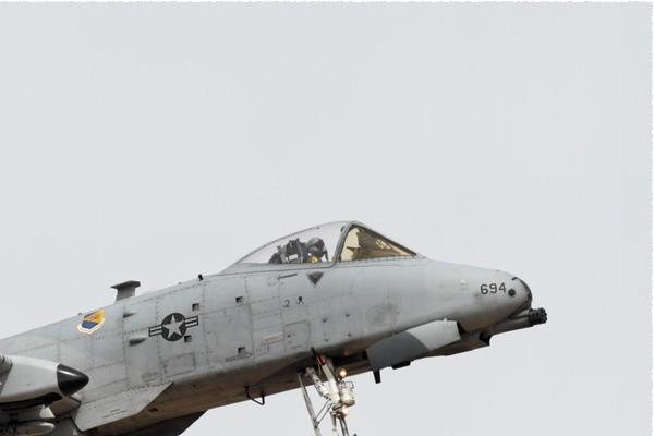 Photo#10825-2-Fairchild A-10C Thunderbolt II