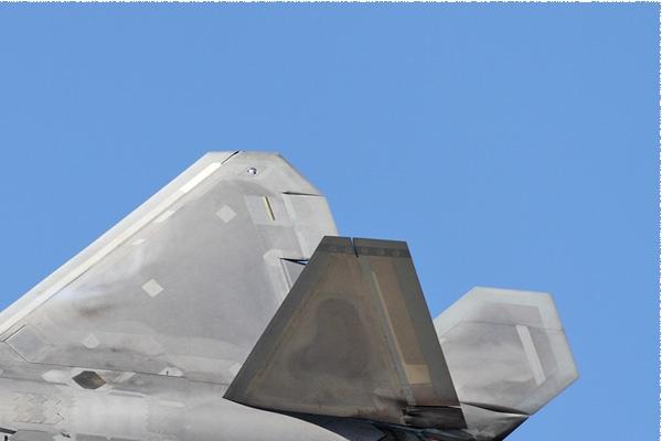 Photo#10855-2-Lockheed F-22A Raptor