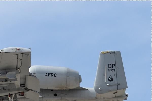Photo#10931-2-Fairchild A-10C Thunderbolt II