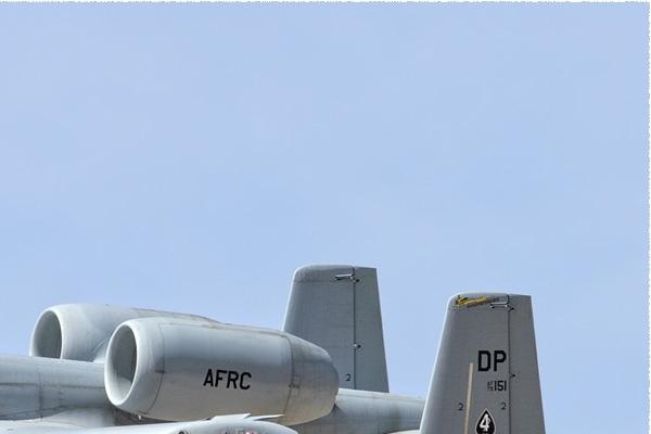 Photo#10933-2-Fairchild A-10C Thunderbolt II