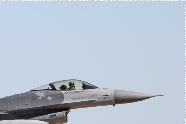 Photo#10941-2-Lockheed F-16A Fighting Falcon