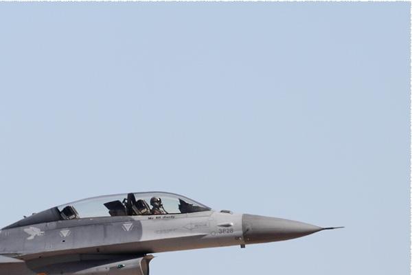 Photo#10948-2-Lockheed F-16B Fighting Falcon
