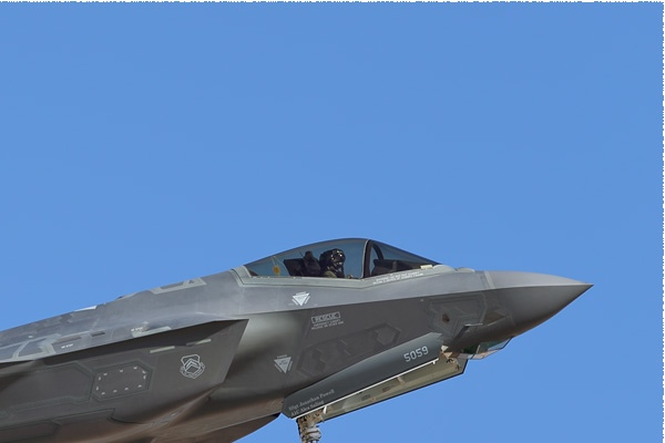 Photo#10953-2-Lockheed Martin F-35A Lightning II