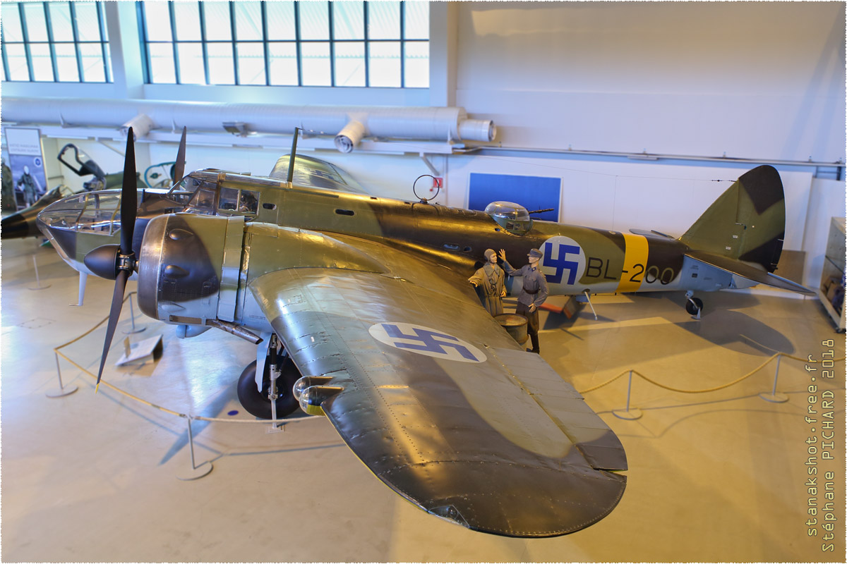 tof#11001_Blenheim_de la Force aérienne finlandaise