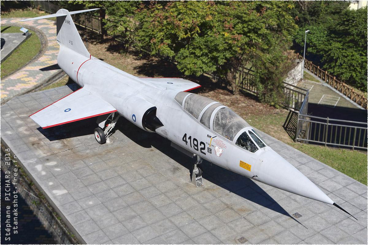 tof#11241_F-104_enregistré à Taiwan