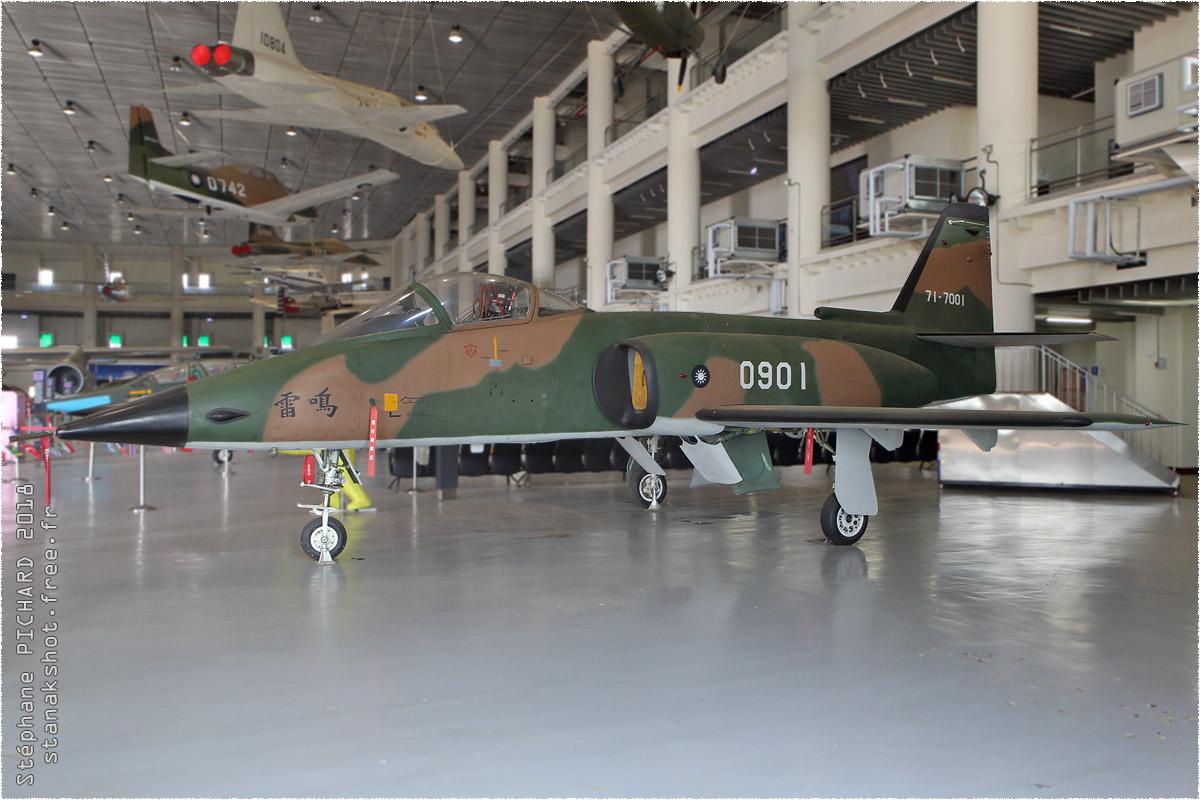 tof#11292 AT-3 de la Force aérienne de la République de Chine au statique à Gangshan (TWN) en 2018
