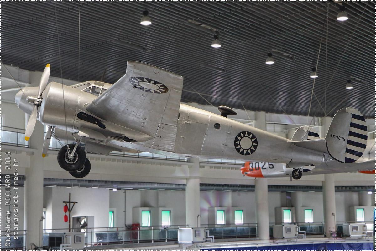 tof#11293_Beech 18_de la Force aérienne de la République de Chine