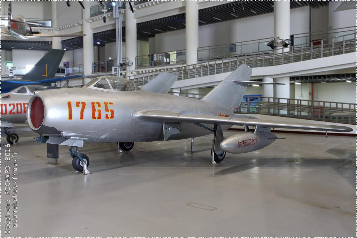 tof#11350 MiG-15 enregistré à Taiwan au statique à Gangshan (TWN) en 2018