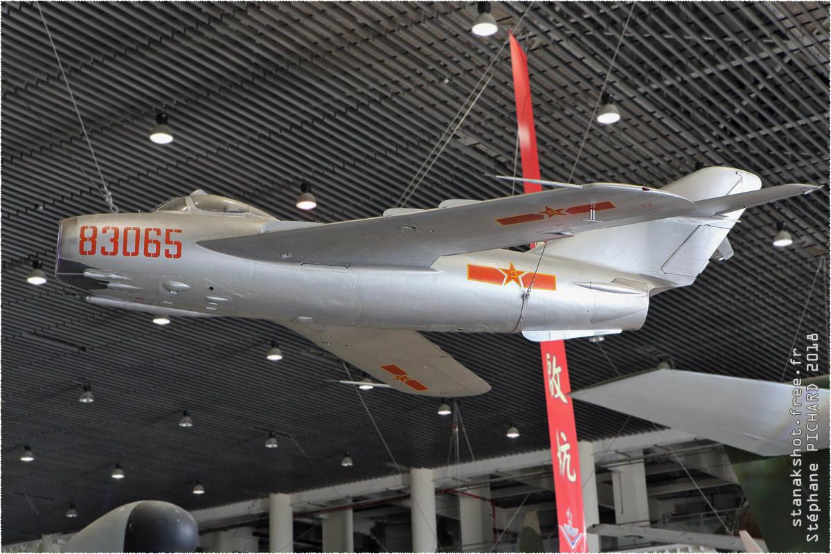 tof#11351_MiG-17_enregistré à Taiwan