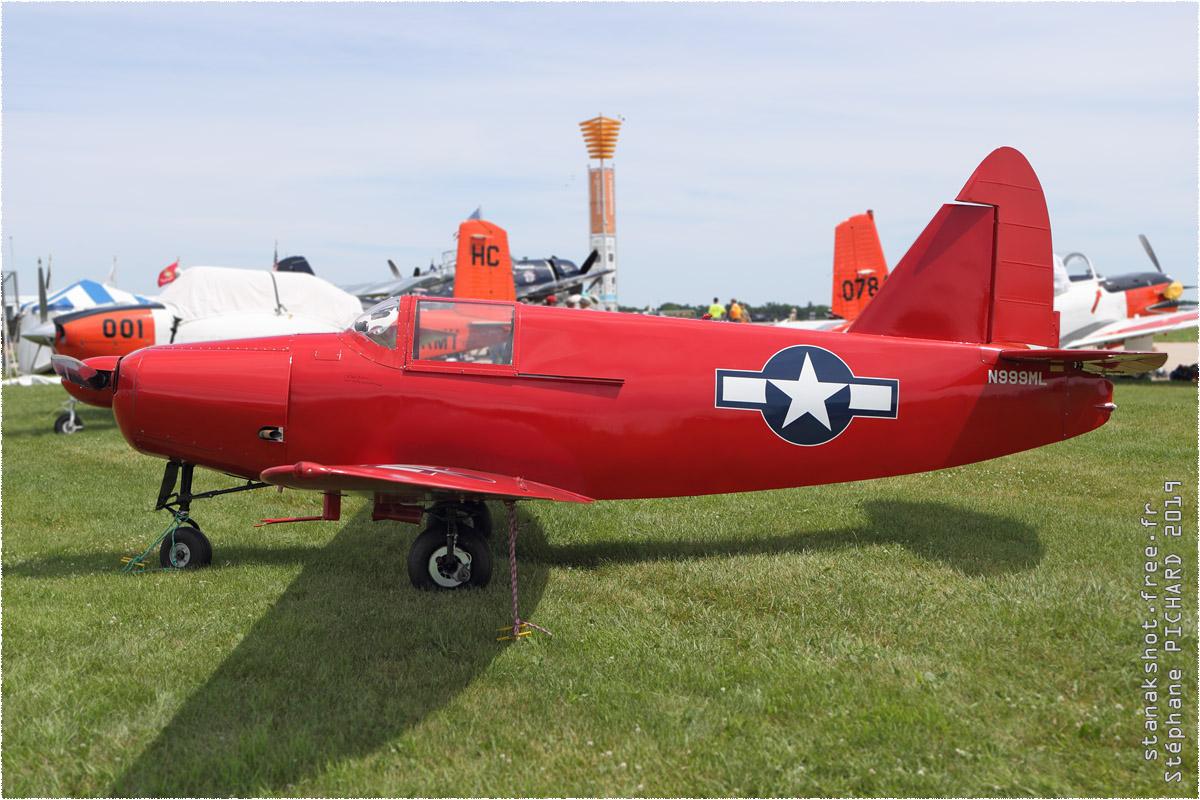 tof#11634 PQ-14 enregistré aux USA au statique à Oshkosh (WI, USA) en 2019