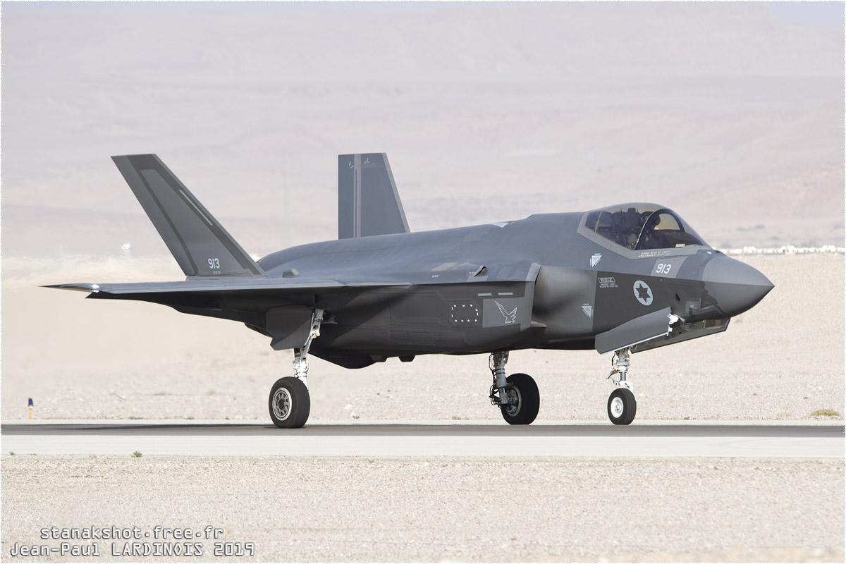 tof#11795_F-35_de la Force aérienne israélienne