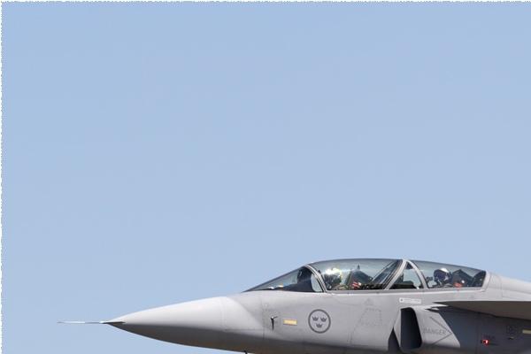 Photo#11123-1-Saab JAS39D Gripen