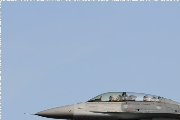 Photo#11312-1-Lockheed F-16B Fighting Falcon