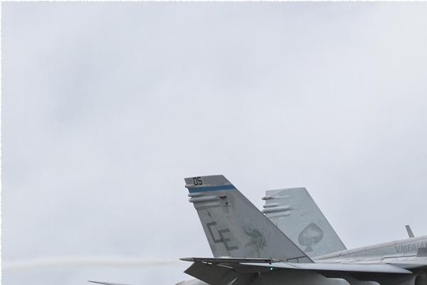Photo#11485-1-McDonnell Douglas F/A-18D Hornet