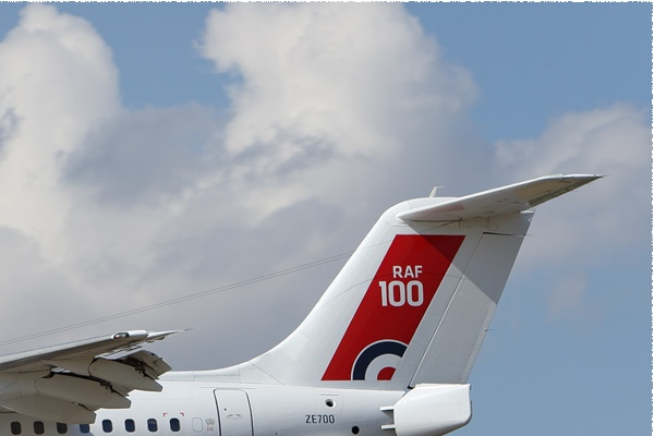 Photo#11141-2-British Aerospace BAe146 CC2