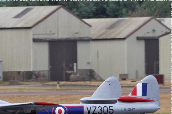 Photo#11208-2-De Havilland Vampire FB6
