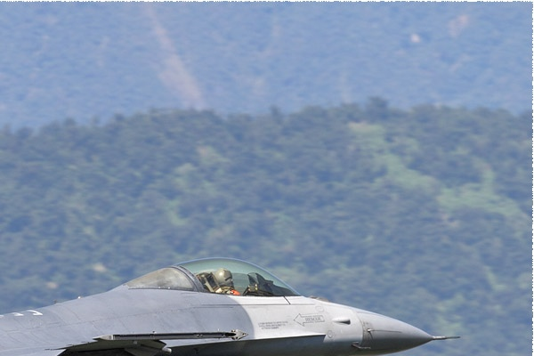 Photo#11254-2-Lockheed F-16A Fighting Falcon