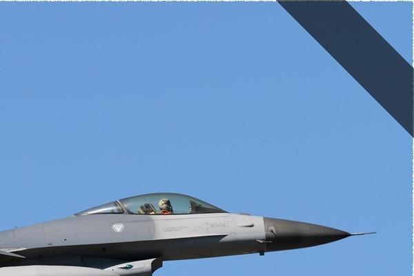 Photo#11257-2-Lockheed F-16A Fighting Falcon