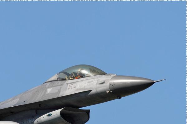 Photo#11260-2-Lockheed F-16A Fighting Falcon