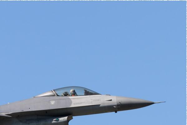 Photo#11265-2-Lockheed F-16A Fighting Falcon