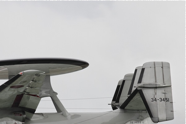 Photo#11428-2-Grumman E-2C Hawkeye