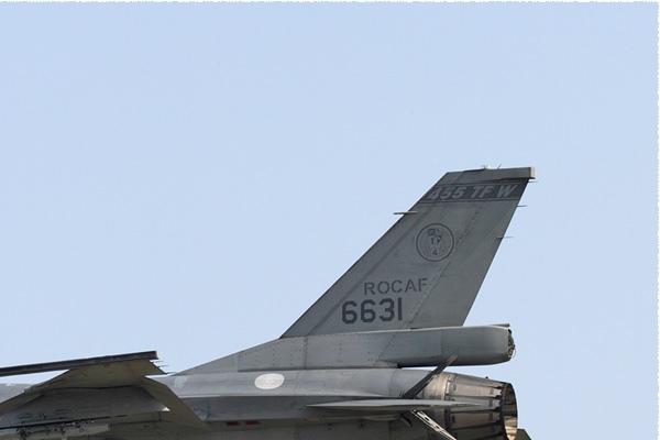 Photo#11505-2-Lockheed F-16A Fighting Falcon