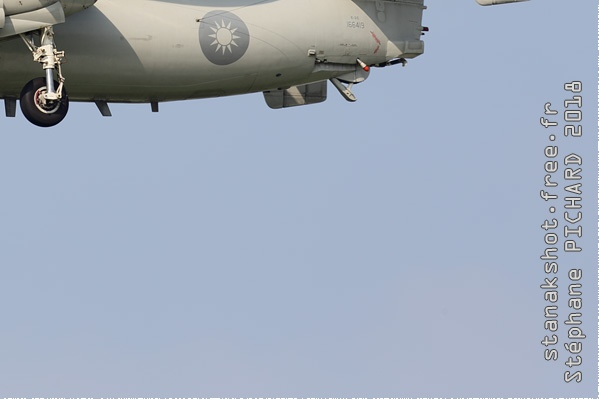 Photo#11525-4-Grumman E-2K Hawkeye