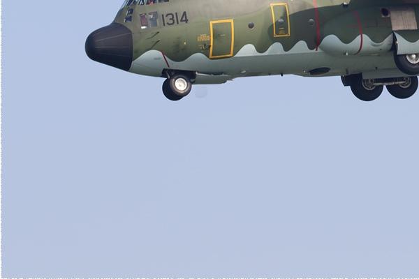 Photo#11523-3-Lockheed C-130H Hercules