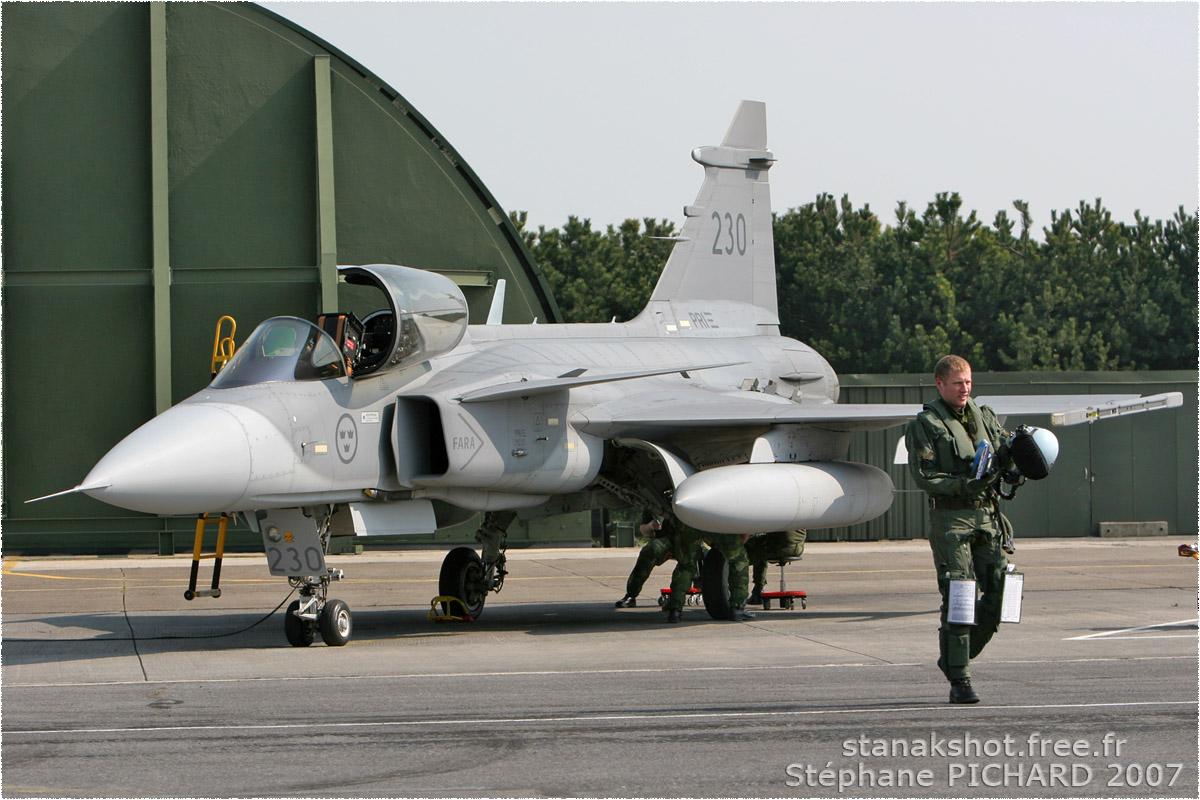 tof#2156_Gripen_de la Force aérienne suédoise