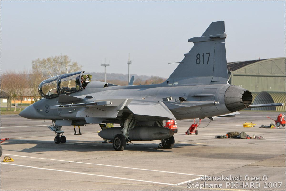tof#2162_Gripen_de la Force aérienne suédoise