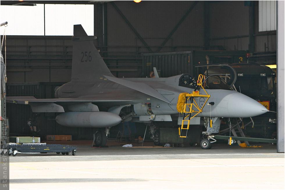 tof#2170_Gripen_de la Force aérienne suédoise