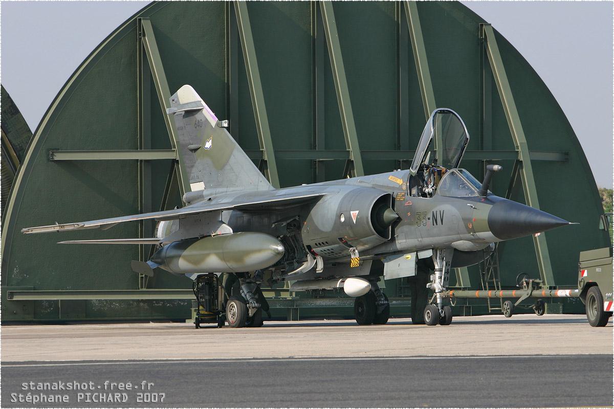 tof#2183 Mirage F1 de l'Armée de l'Air française au statique à Reims (FRA) en 2007