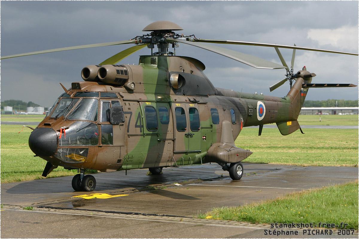 tof#2246_Super Puma_de la Brigade d'aviation et de défense aérienne de l'armée slovène