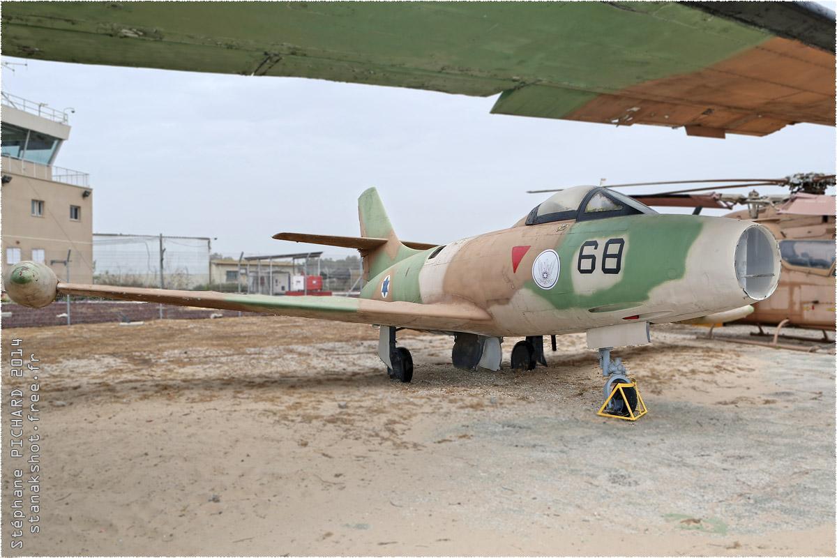 tof#2537 Ouragan de la Force aérienne israélienne au statique à Haifa (ISR) en 2014