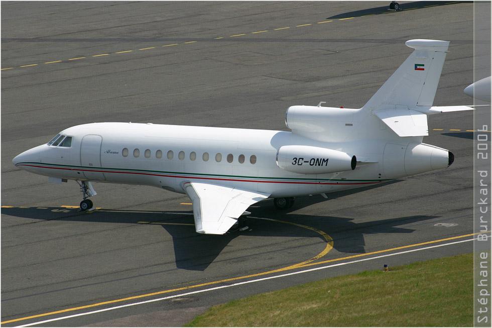 tof#2600_Falcon 900_du gouvernement équatoguinéen