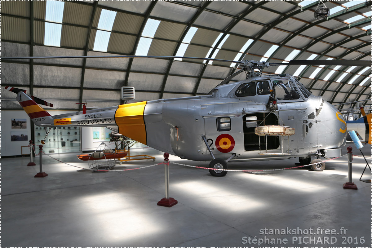 tof#2775_H-19_de la Force aérienne espagnole
