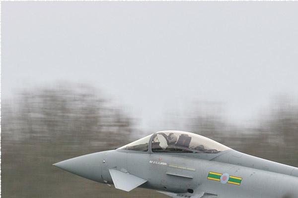 Photo#2042-1-Eurofighter Typhoon F2