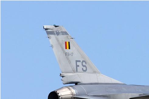 Photo#2063-1-General Dynamics F-16BM Fighting Falcon