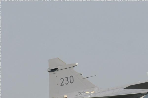 Photo#2153-1-Saab JAS39C Gripen