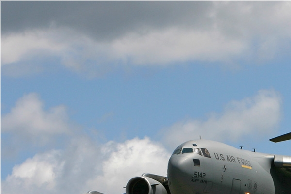 Photo#2390-1-Boeing C-17A Globemaster III