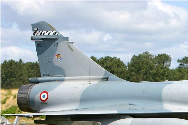 Photo#2417-1-Dassault Mirage 2000-5F