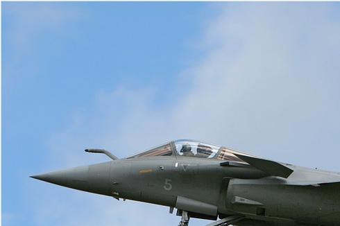 Diapo2509 Dassault Rafale M 5, Landivisiau (FRA) 2007