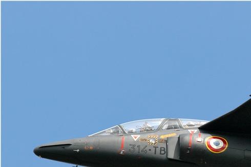 Photo#2545-1-Dassault-Dornier Alphajet E