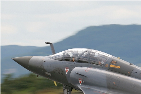 Photo#2587-1-Dassault Mirage 2000D