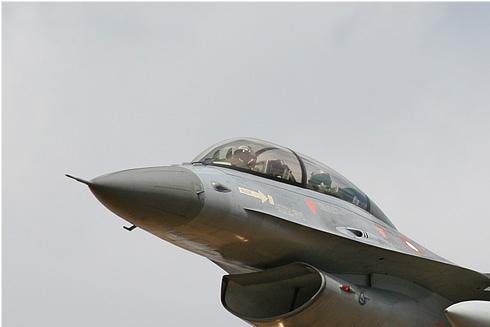 Photo#2716-1-General Dynamics F-16BM Fighting Falcon