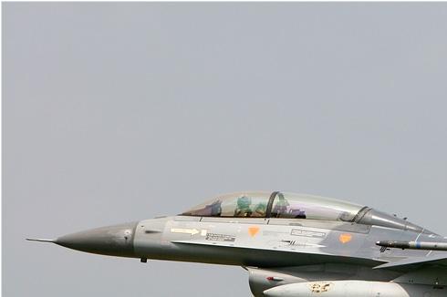 Photo#2811-1-General Dynamics F-16BM Fighting Falcon